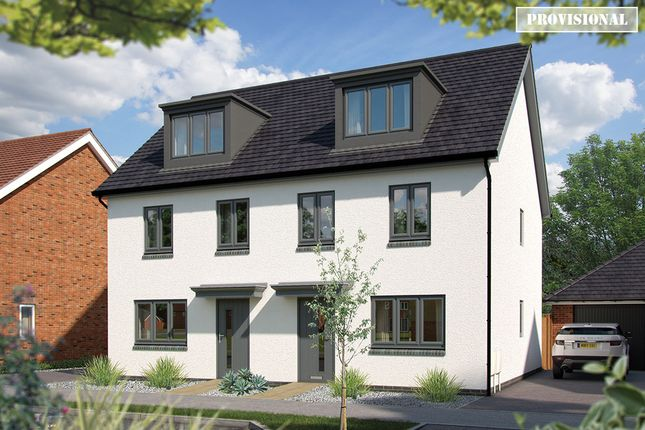 "Thumbnail Property for sale in ""The Beech"" at Haygate Road, Wellington, Telford"