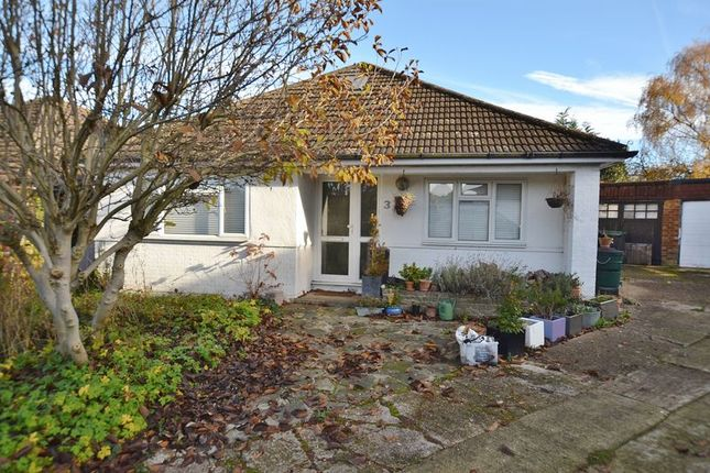 Thumbnail Bungalow for sale in Wroxham Gardens, Enfield