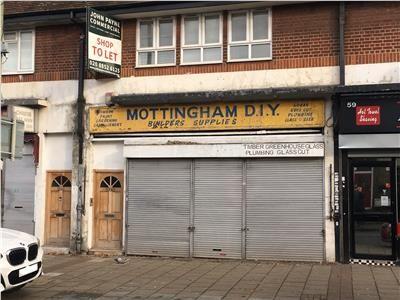Thumbnail Retail premises to let in 57 Mottingham Road, London