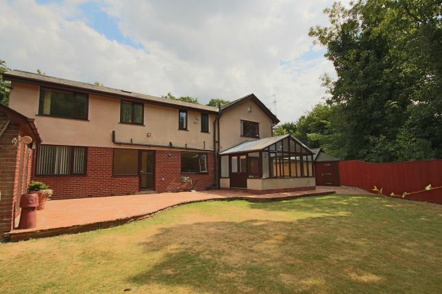 Thumbnail Detached house for sale in Stanley Grove, Penwortham, Preston