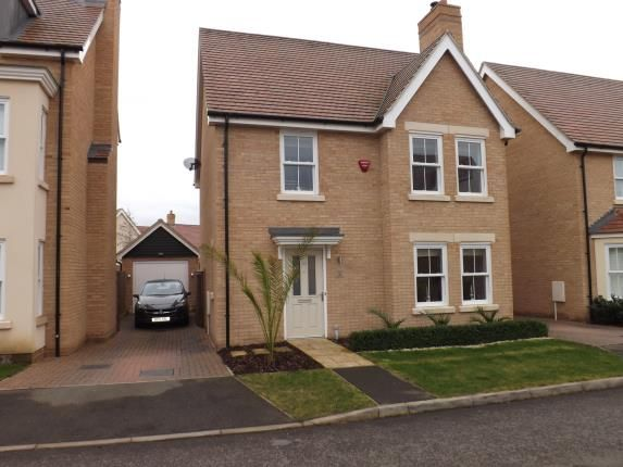 Thumbnail Detached house for sale in Maunder Avenue, Biggleswade, Bedfordshire, .