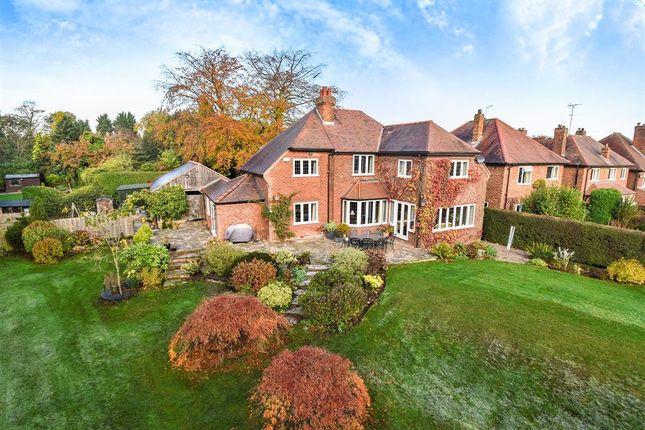 Thumbnail Detached house for sale in Longcroft Park, Beverley