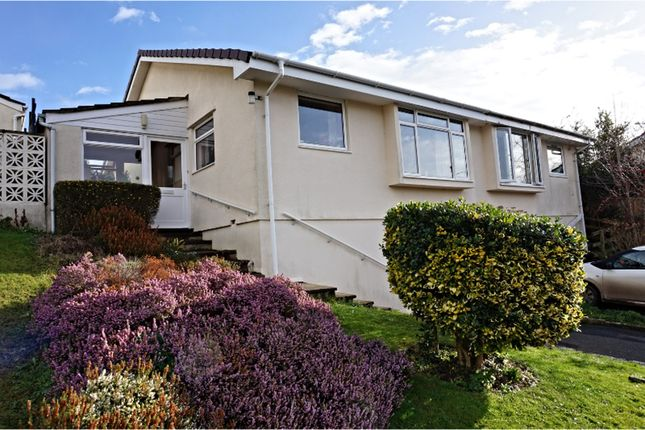 Thumbnail Semi-detached bungalow for sale in St. Peters Close, Bovey Tracey