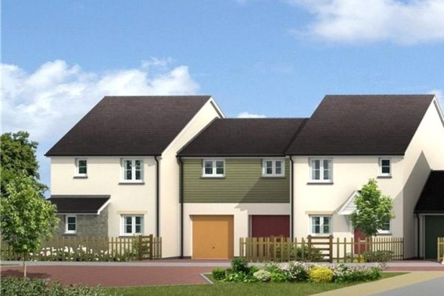 Thumbnail Semi-detached house for sale in The Market Garden, St Anns Chapel, Gunnislake, Cornwall