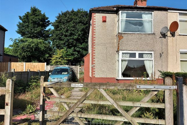 2 bed semi-detached house for sale in Winifred Road, Farnworth, Bolton BL4