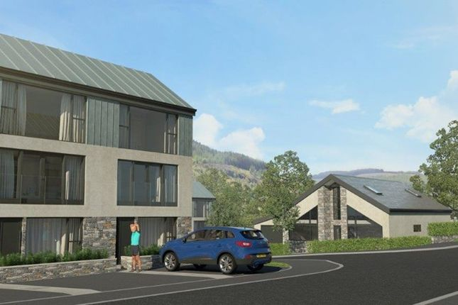 Thumbnail Town house for sale in Parc Cynefin, Godreaman, Aberdare