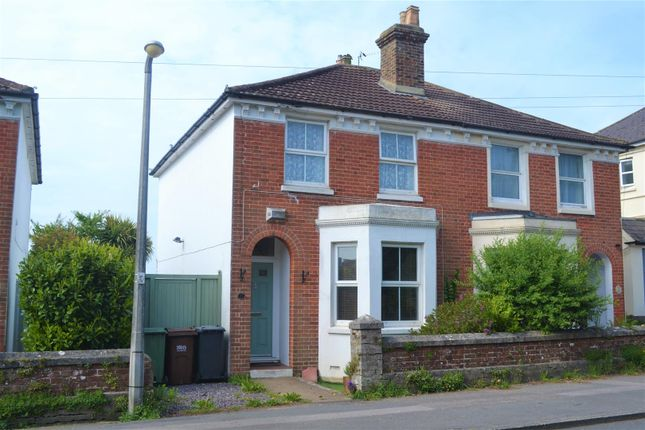 2 bed semi-detached house for sale in Rattle Road, Westham, Pevensey BN24