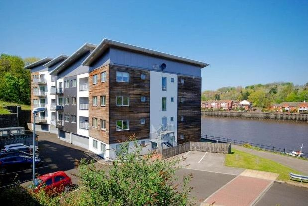 Thumbnail Flat to rent in Green Lane, Gateshead
