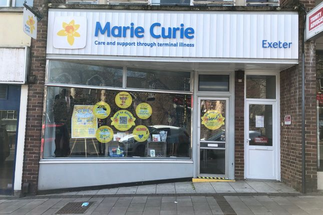Thumbnail Retail premises to let in South Street, Exeter