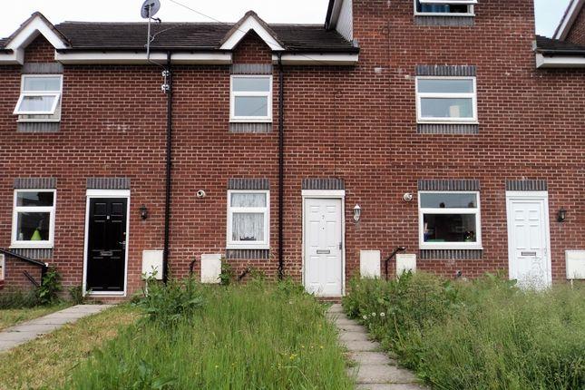 Thumbnail Terraced house for sale in Eagle Close, Blackburn