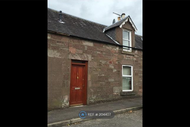 Thumbnail Terraced house to rent in Newton Street, Blairgowrie