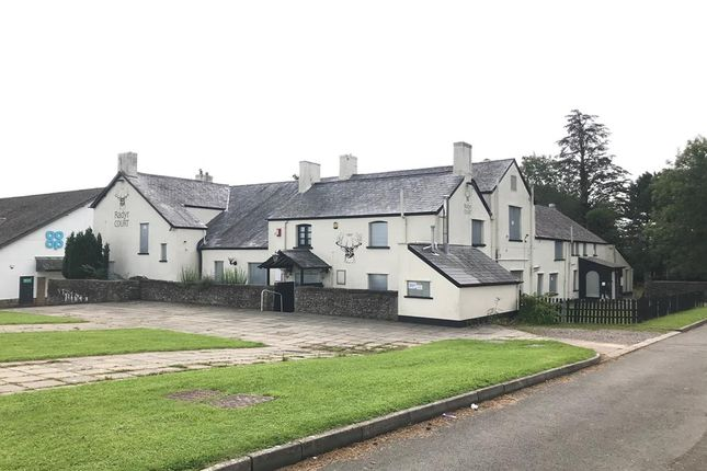 Thumbnail Commercial property to let in Former Radyr Court Pub, Rachel Close, Cardiff