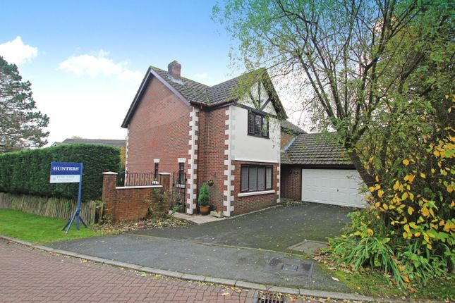 Thumbnail Detached house for sale in Woodlea Chase, Darwen