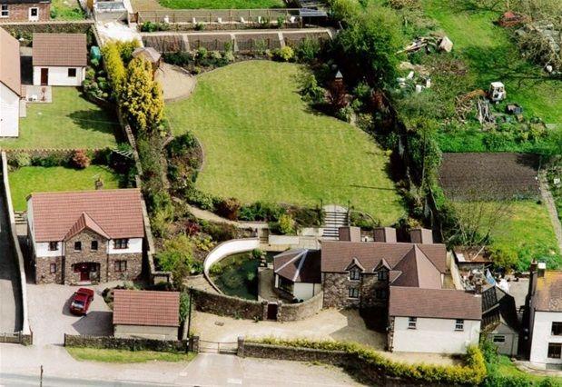 Thumbnail Detached house for sale in Main Road, Alvington, Lydney