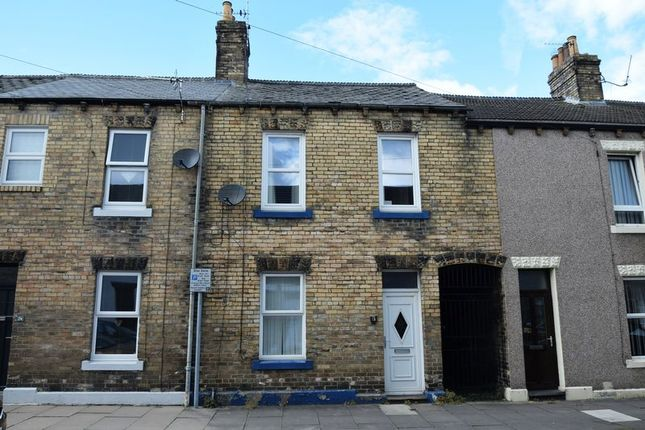 3 bed terraced house to rent in Oswald Street, Carlisle CA1