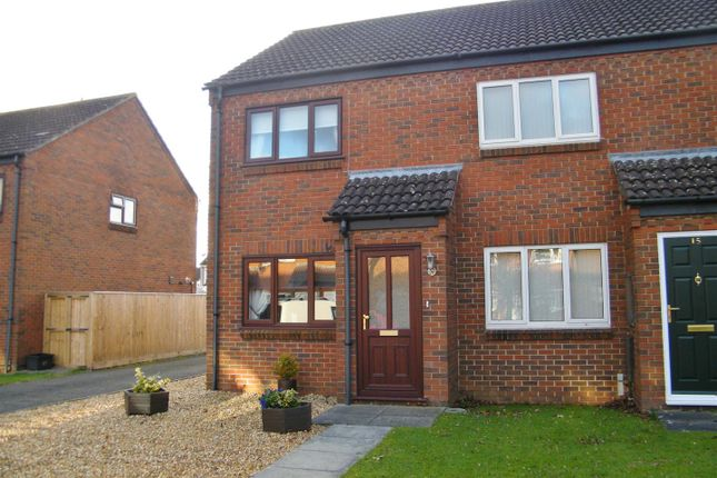 Thumbnail End terrace house for sale in Duncan Street, Calne