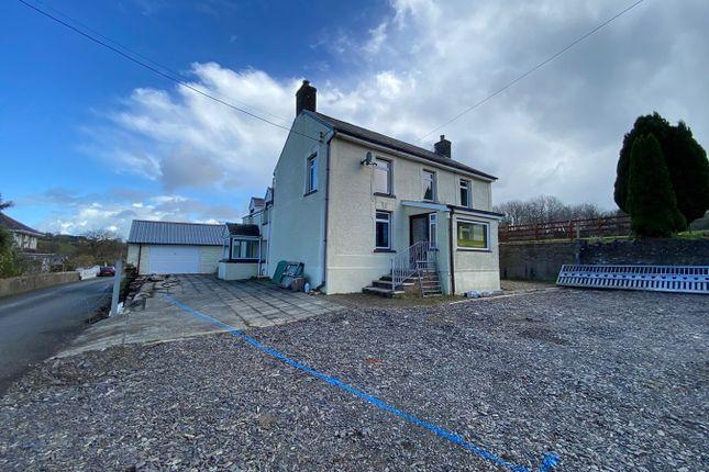 Thumbnail Detached house for sale in Pontgarreg, Near Llangrannog