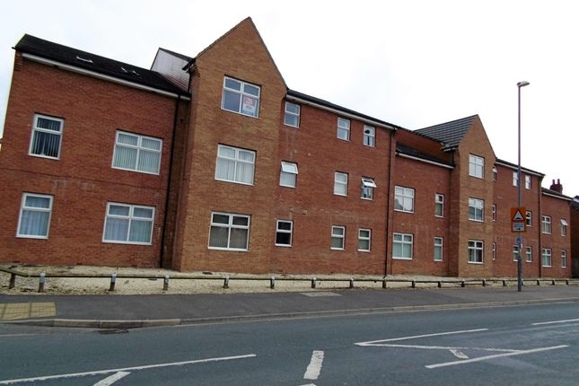 Thumbnail Flat to rent in James Court, Hewsworth