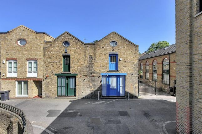 Thumbnail Mews house for sale in Claylands Place, London