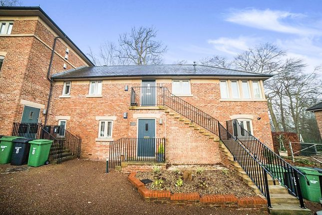 Thumbnail Flat for sale in Hartford Hall Estate, Bedlington