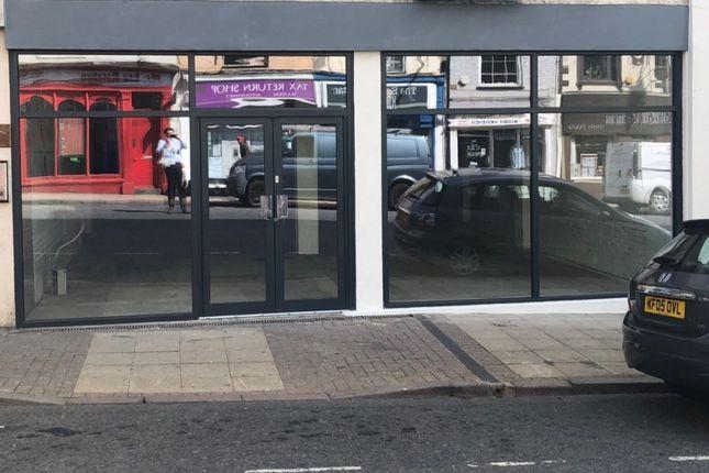 Thumbnail Restaurant/cafe to let in Bridge Street, Northampton