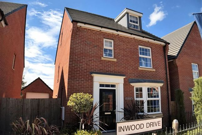Thumbnail Detached house to rent in Inwood Drive, Coleford