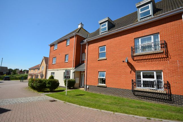 Thumbnail Flat for sale in Killick Crescent, Carlton Colville, Lowestoft