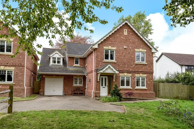 Thumbnail Detached house for sale in Blake Close, Crowthorne