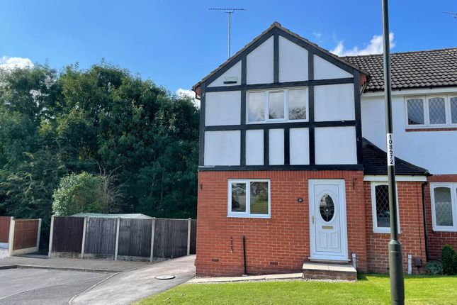 Thumbnail Semi-detached house to rent in Birchen Holme, South Normanton