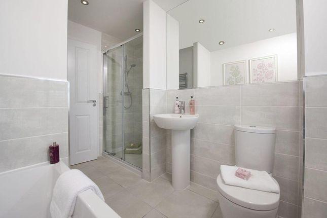 "Bathroom of ""Millford"" at Heathfield Lane, Birkenshaw, Bradford BD11"