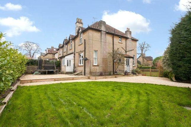 Thumbnail Semi-detached house for sale in Oakley, Claverton Down, Bath