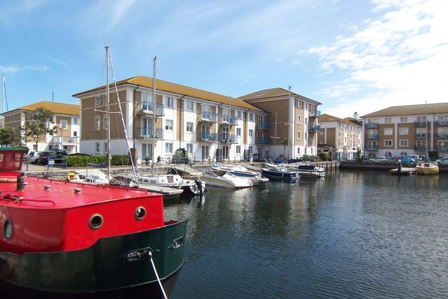 Thumbnail Flat for sale in Victory Mews, Brighton Marina Village, Brighton