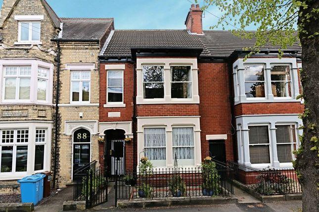 Thumbnail Terraced house for sale in Marlborough Avenue, Princes Avenue, Hull