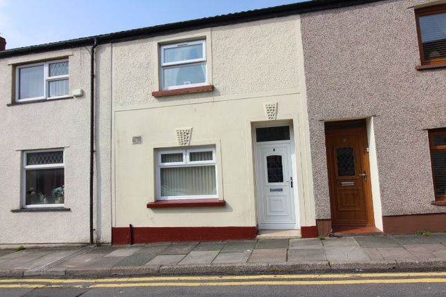 Thumbnail Terraced house for sale in Harcourt Street, Ebbw Vale