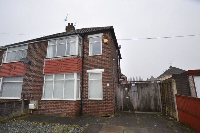 Thumbnail Semi-detached house for sale in Warley Drive, Scunthorpe