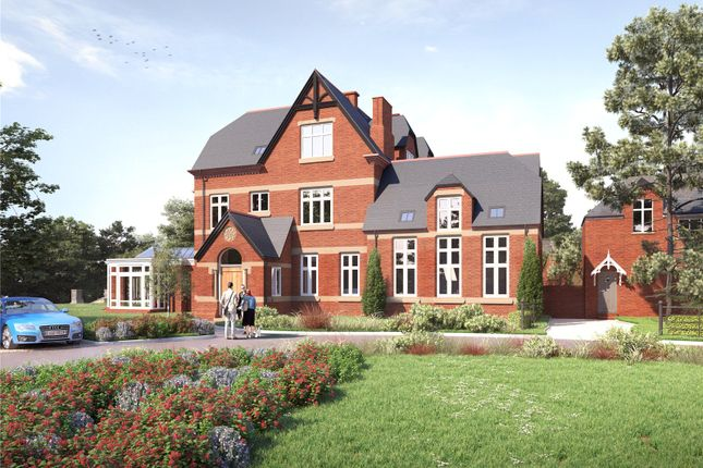 Thumbnail Mews house for sale in 6 The Manor House, The Beeches, Malpas, Cheshire