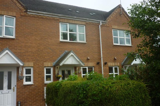 Thumbnail Terraced house to rent in Bloomery Way, Clay Cross, Chesterfield