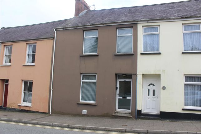 Terraced house for sale in Barn Street, Haverfordwest
