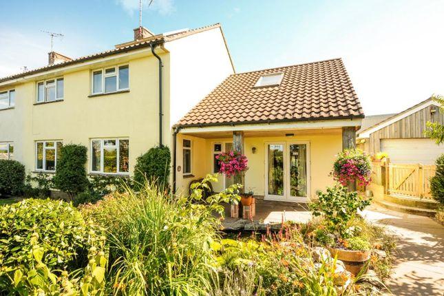 Thumbnail Semi-detached house for sale in Wanchard Lane, Charminster, Dorchester, Dorset