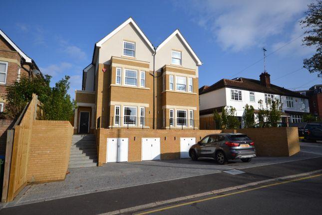 Thumbnail Semi-detached house for sale in Baker Street, Weybridge