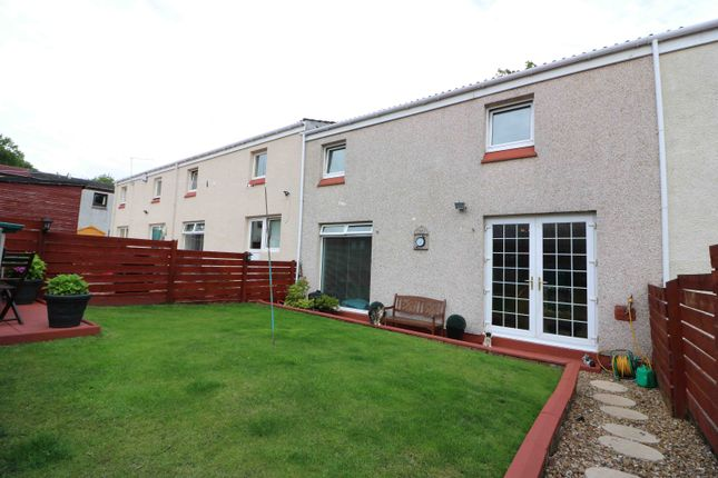 Thumbnail Terraced house for sale in Springfield Road, Cumbernauld