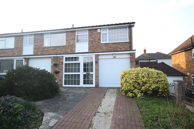 Thumbnail End terrace house to rent in Hilda Vale Road, Locksbottom