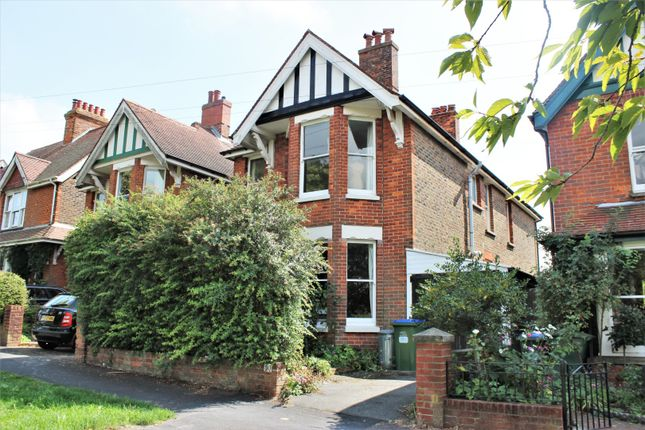 Thumbnail Detached house for sale in Prince Edwards Road, Lewes