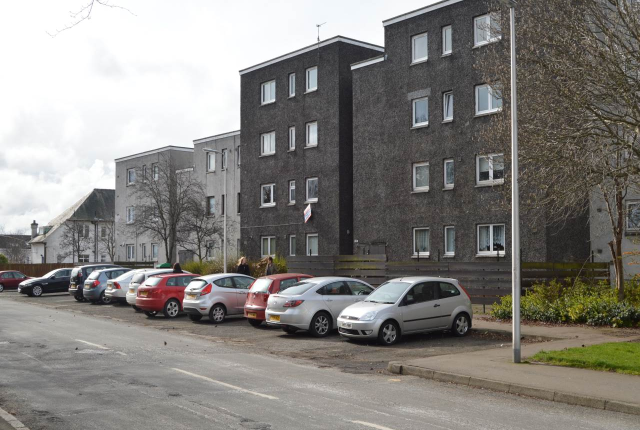 Thumbnail Flat to rent in Belsize Road, Broughty Ferry