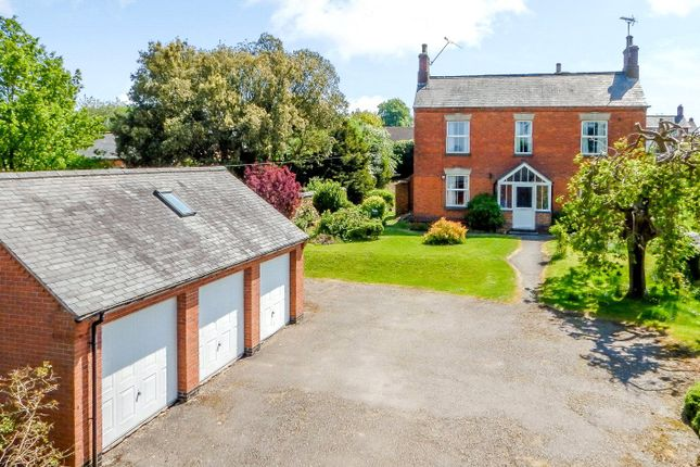 Thumbnail Detached house for sale in Church Street, Billesdon, Leicester