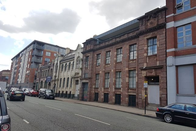Thumbnail Office for sale in Great Hampton Street, Birmingham