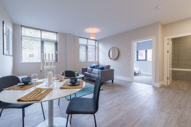 Thumbnail Flat to rent in Dawsons Square, Leeds
