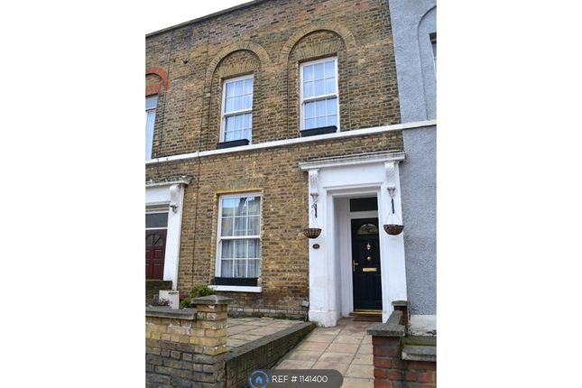 Thumbnail Terraced house to rent in Fairfield Road, London