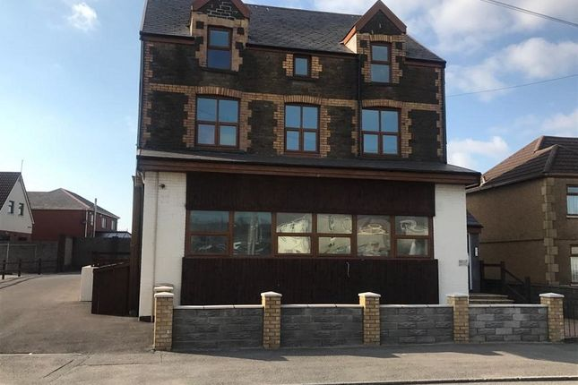 Thumbnail Flat for sale in Flat A Ocean View, Victoria Road, Port Talbot, Neath Port Talbot.