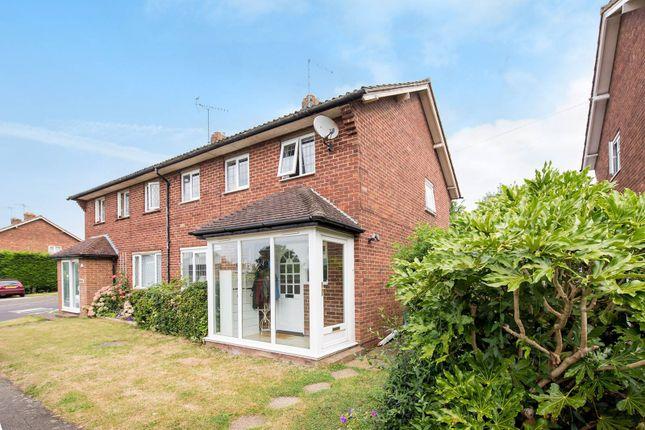 Thumbnail Semi-detached house to rent in Three Gates, Merrow